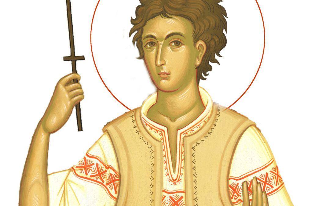 Sfântul Ioan Valahul 12 mai 2018